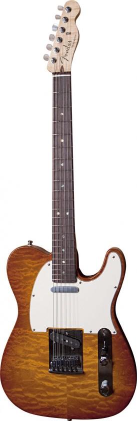 Fender Telecaster® Custom Deluxe Custom Shop