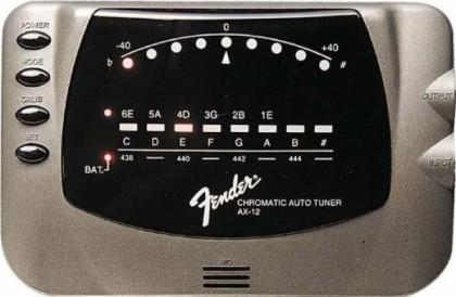 Fender Afinador Cromático AX-12