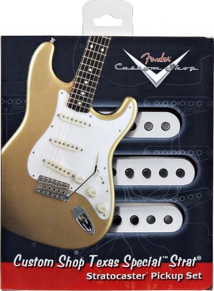 Fender Set de Cápsulas Stratocaster® Custom Shop Texas Special™