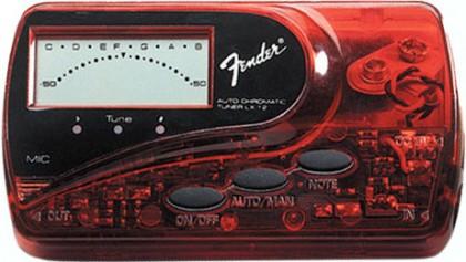 Fender Afinador Cromático LX-12