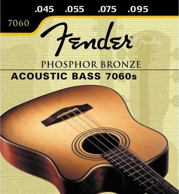 Fender Set 4 Cuerdas Phosphor Bronze Acústicas (.045-.095)