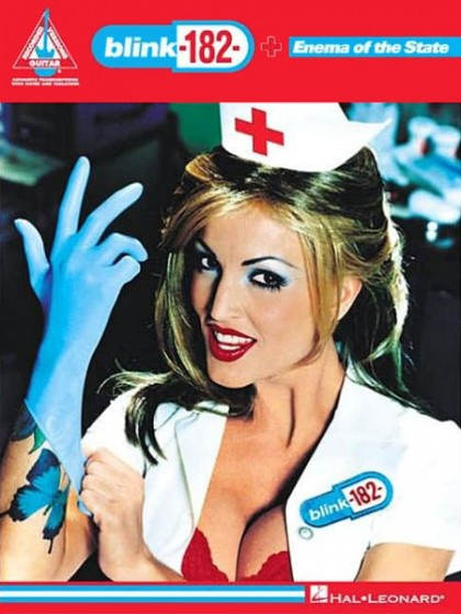 "Libro ""Blink 182: Enema Of The State"""