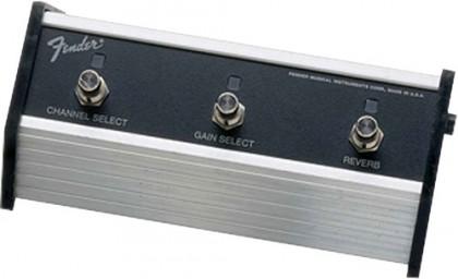 Fender Pedal Switch Triple Channel/Gain/Reverb para Amplificador
