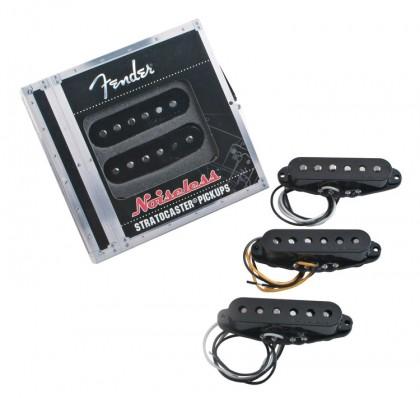 Fender Set de Cápsulas Stratocaster® Vintage Noiseless - Black