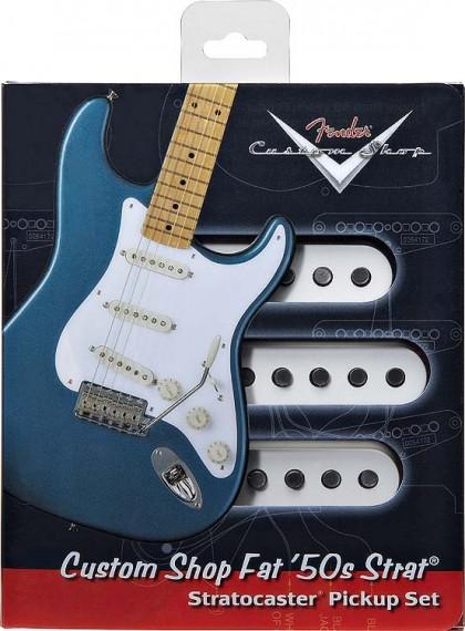 Fender Set de Cápsulas Stratocaster® Custom Shop Fat '50s