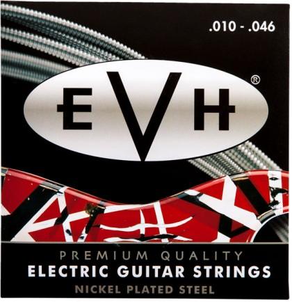 EVH Set Cuerdas Premium Acero Niquelado (.010-.046)