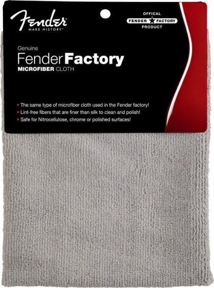 Fender Paño de Microfibra Factory