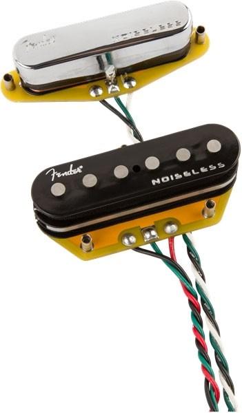 Fender Set de Cápsulas Telecaster® Noiseless Gen 4