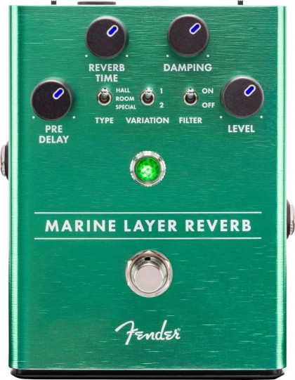 Fender Pedal Efecto Marine Layer Reverb