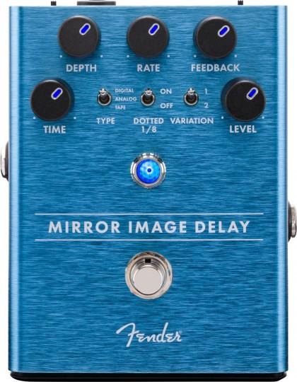 Fender Pedal Efecto Mirror Image Delay