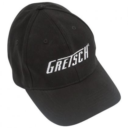 Gretsch Gorra Flex Fit con Logo - Talla S/M