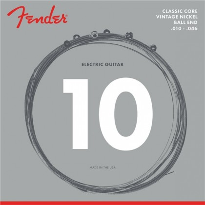 Fender Set Cuerdas Classic Core (.010-.046)