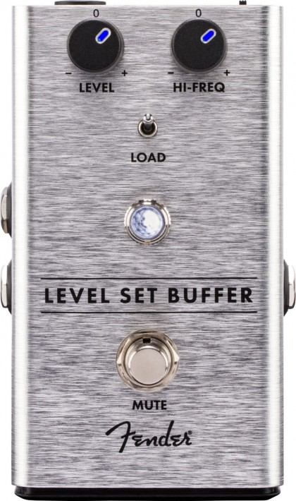 Fender Pedal Efecto Level Set Buffer