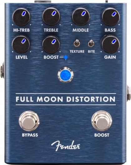 Fender Pedal Efecto Full Moon Distortion