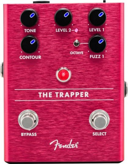 Fender Pedal Efecto The Trapper® Dual Fuzz