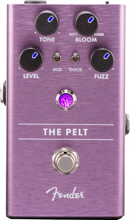 Fender Pedal Efecto The Pelt Fuzz
