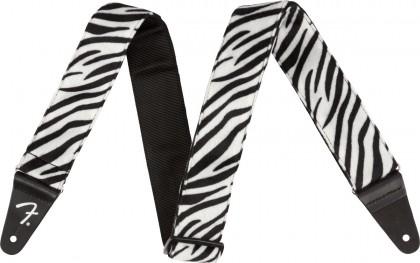 Fender Correa Wild Animal Print - Zebra