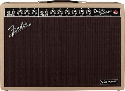 Fender Deluxe Reverb® Blonde Tone Master®
