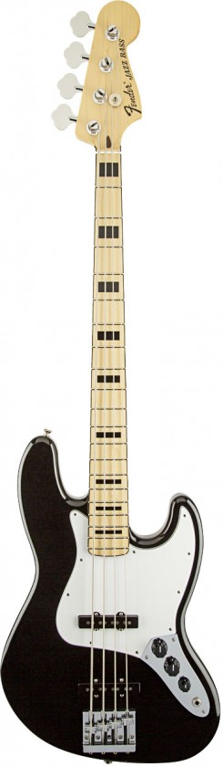 Fender Jazz Bass® Geddy Lee (México)