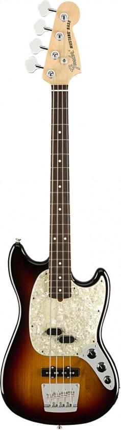 Fender Mustang® Bass American Performer