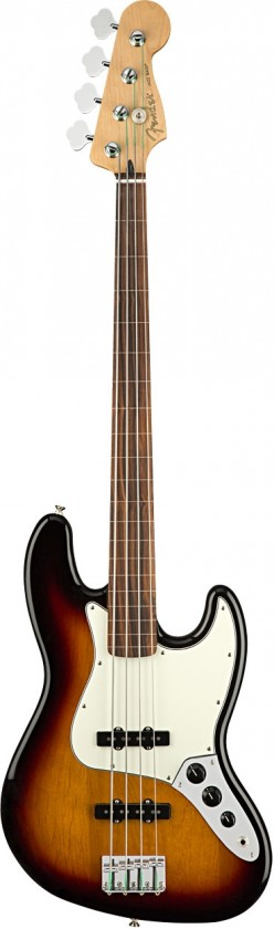 Fender Jazz Bass® Fretless Player