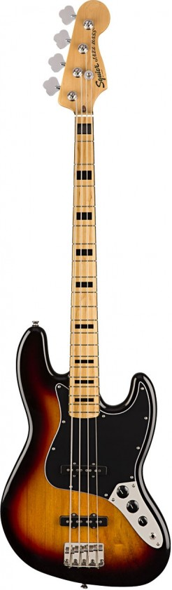 Squier Jazz Bass® '70s Classic Vibe