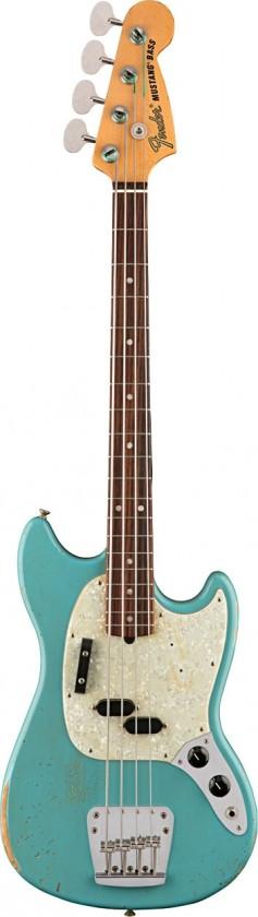 Fender Mustang® Bass JMJ Road Worn®