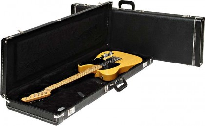 Fender Estuche Multi-Fit para Stratocaster / Telecaster