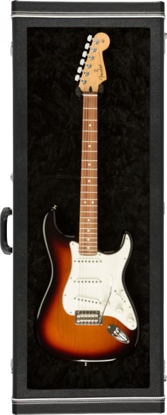 Fender Estuche Display para Guitarra Eléctrica - Negro