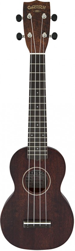 Gretsch Ukulele G9100-L Soprano Long Neck