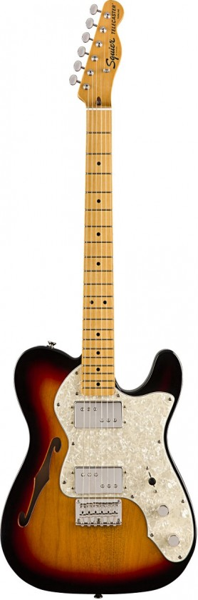 Squier Telecaster® Thinline '70s Classic Vibe