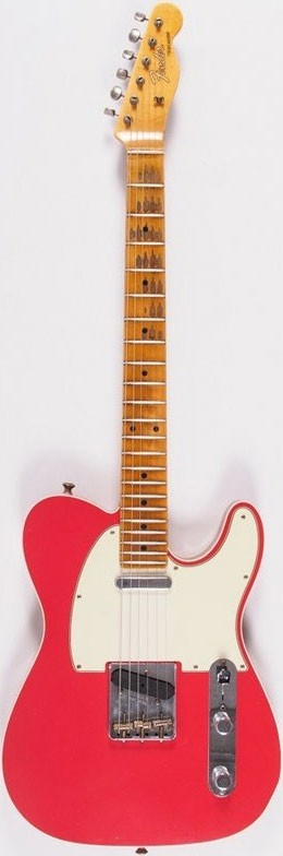 Fender Telecaster® Postmodern Journeyman Relic Custom Shop