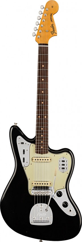 Fender Jaguar® 1962 Journeyman Relic Custom Shop