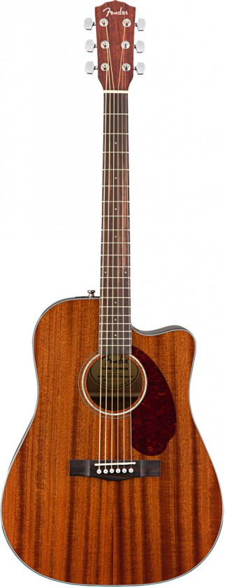 Fender CD-140SCE All Mahogany (Caoba)