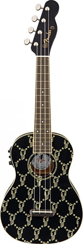 Fender Ukulele Billie Eilish